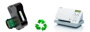 Neopost IJ25 Ink Cartridge Refilling - Reset - Service