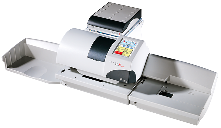 Frama Matrix F32 Franking Machine Overview
