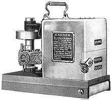 Pitney Bowes Machine - Model M Franking Machine