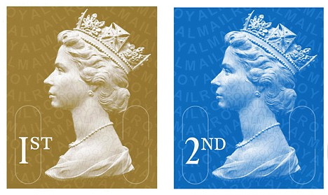 Royal Mail Stamp Prices 2016 / 2017