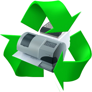 Frama Matrix F2 Ink Cartridge Recycling Service