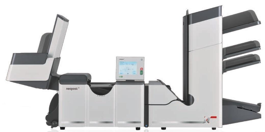 Neopost DS-85 Folding Inserting Machine