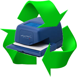Frama Ecomail Ink Cartridge Recycling Service