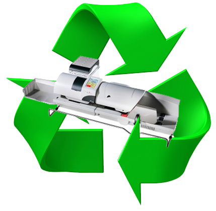 Frama Matrix F6 Ink Cartridge Recycling Service