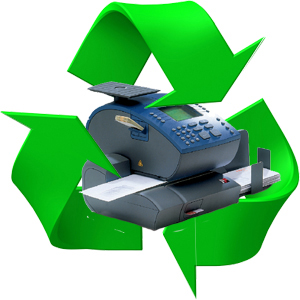 Francotyp Postalia Ultimail 60 Ink Cartridge Recycling Service