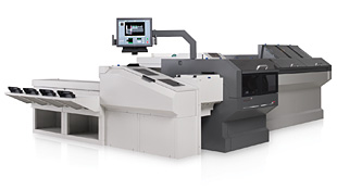 Neopost DS-1200 Folder Inserter