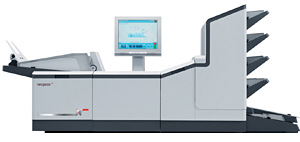 Neopost DS-200 Folding Inserting Machine - Guide By Mailcoms