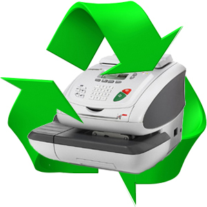 Neopost IS350 Ink Cartridge Recycling Service