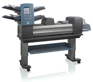 Pitney Bowes DI900 Folding Inserting Machine