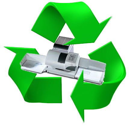 Frama Matrix F4L Ink Cartridge Recycling Service