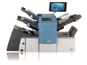 Pitney Bowes DI425 Folding Inserting Machine