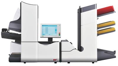 FP Mailing FPi 6600 Folding Inserting Machine