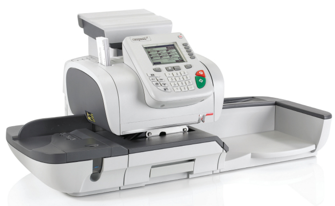 how to get a franking machine