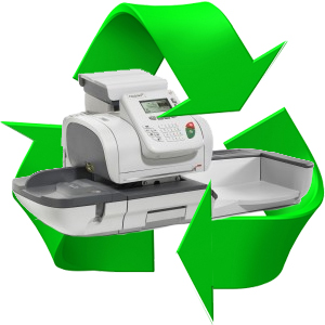Neopost IS-420 Ink Cartridge Recycling Service