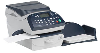 Pitney Bowes DM220i Franking Machine Overview