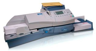 Pitney Bowes DM450c Franking Machine Review