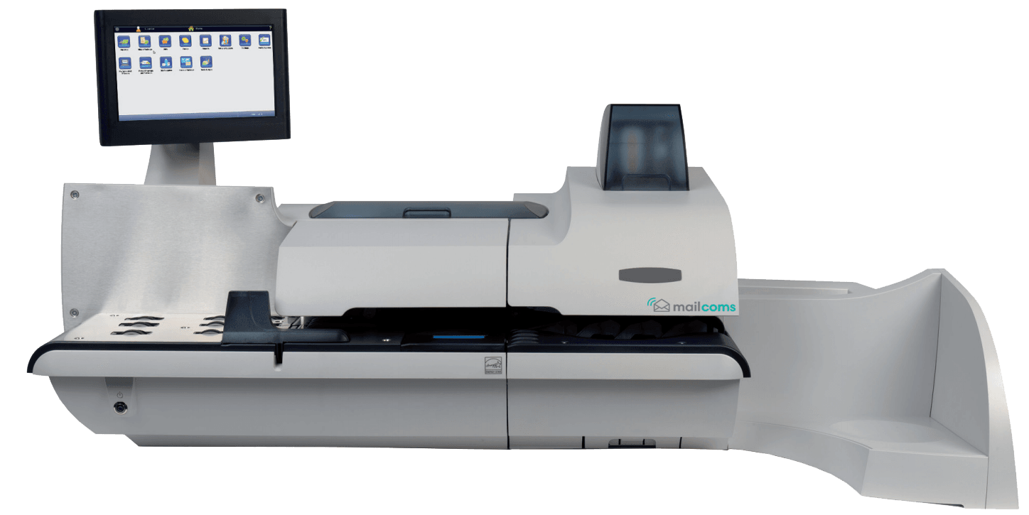 Send Pro P1000 (Full Colour) Franking Machine