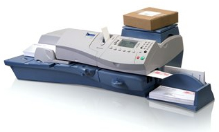 Pitney Bowes DM400c Franking Machine Overview
