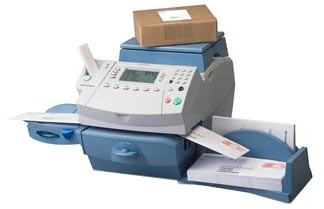 Pitney Bowes DM300c Franking Machine Overview
