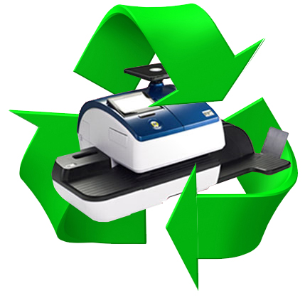 FP Mailing Postbase Qi4 Ink Cartridge Recycling Service