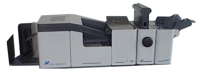 Neopost SI-78 Folding Inserting Machine