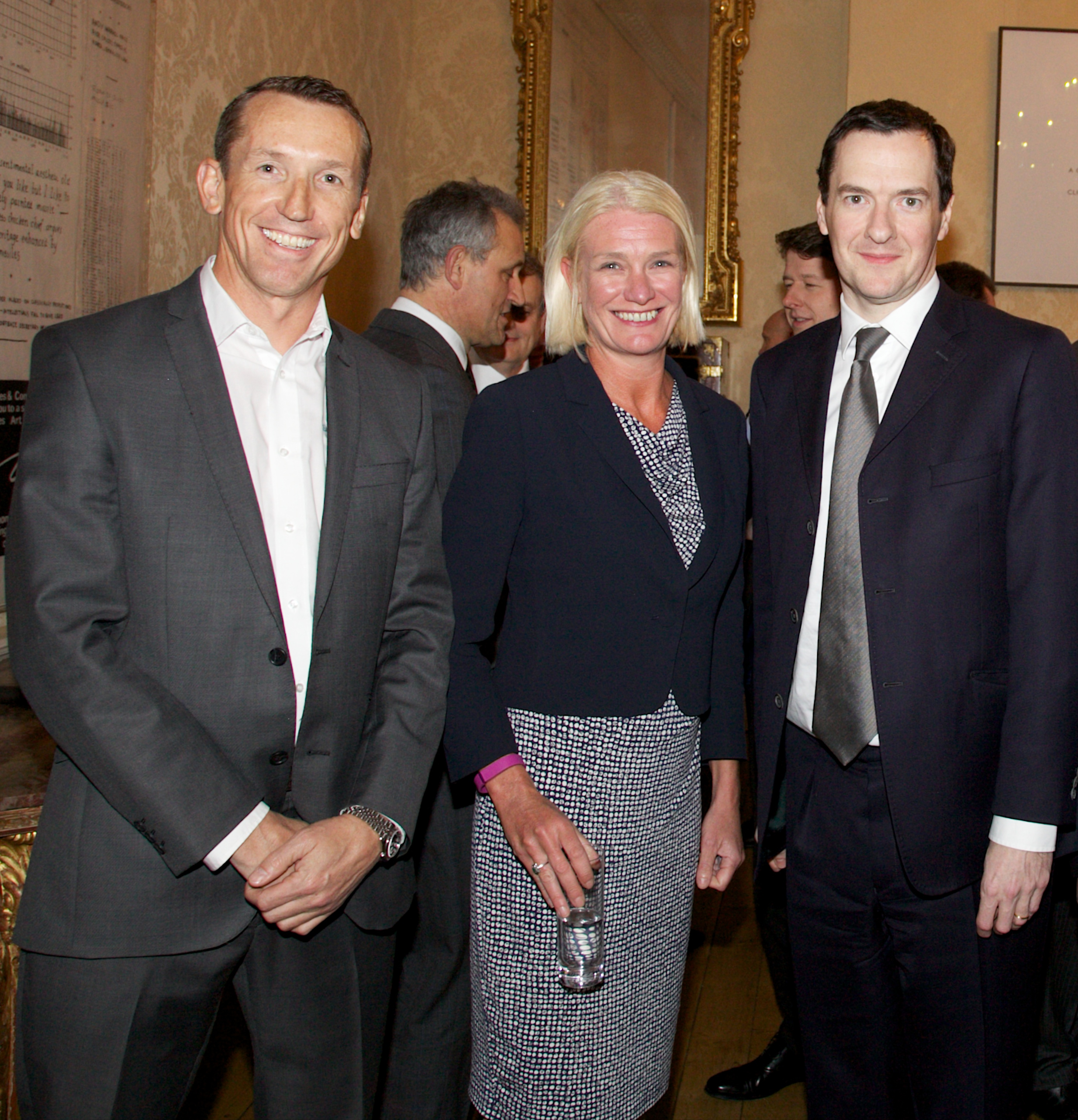 Mailcoms Thanked by the Chancellor of the Exchequer Image