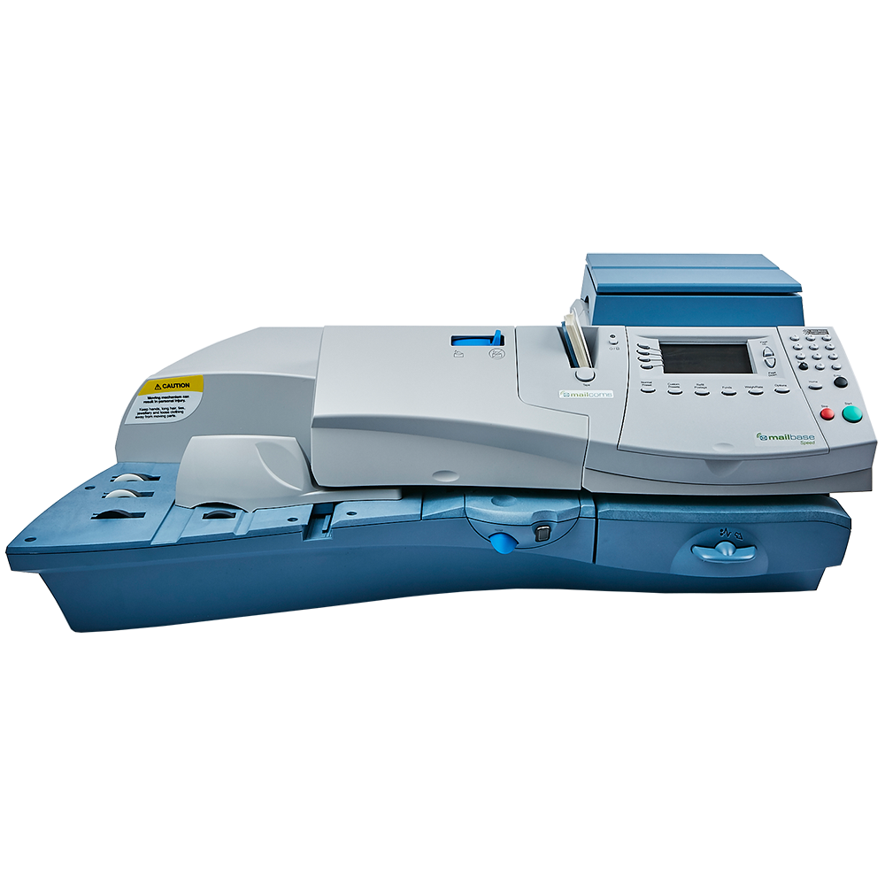 Mailcoms Mailbase Speed Franking Machine