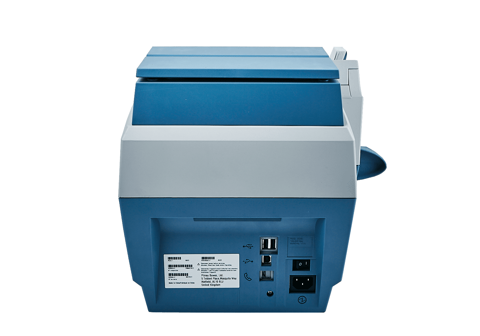 Mailbase Plus Franking Machine 4
