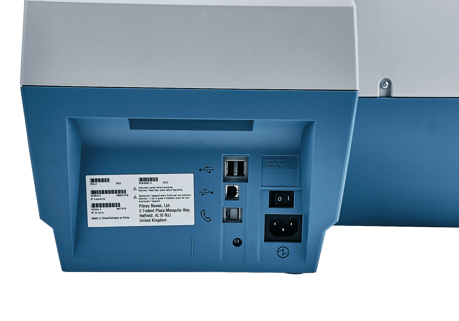 Mailbase Speed Franking Machine 5