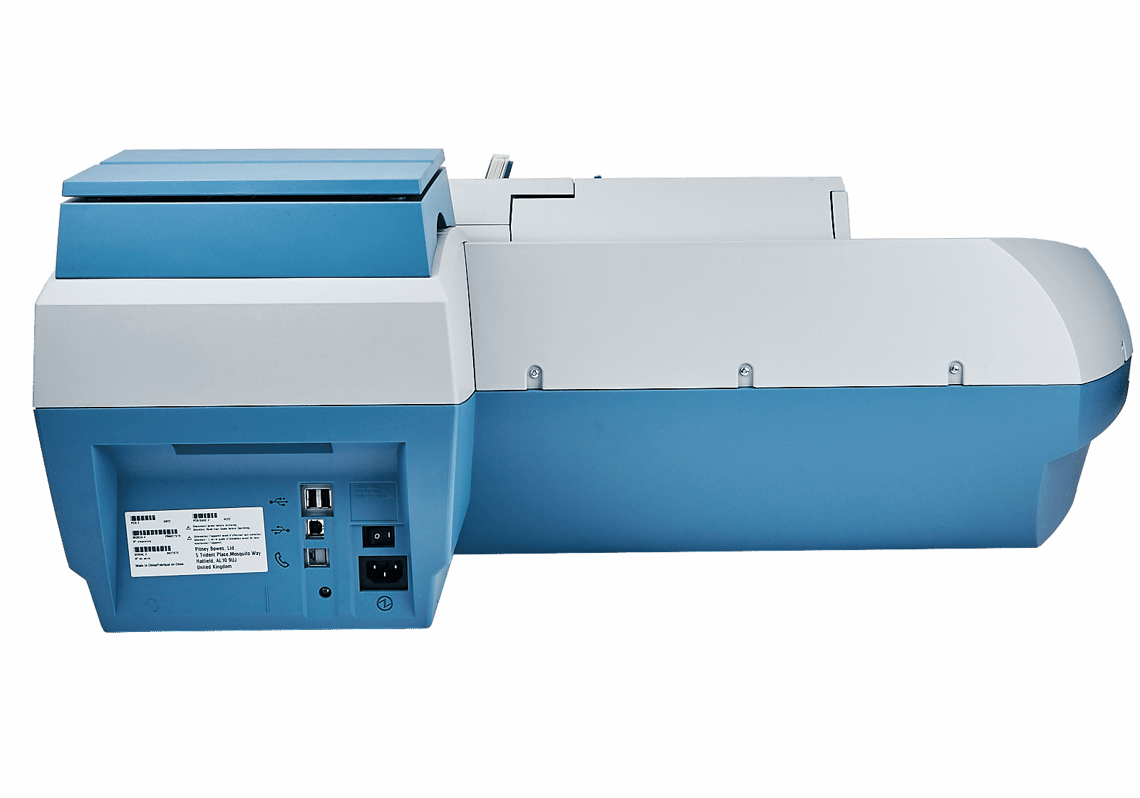 Mailbase Speed Franking Machine 4