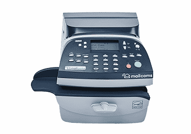 Mailcoms Mailbase Franking Machine