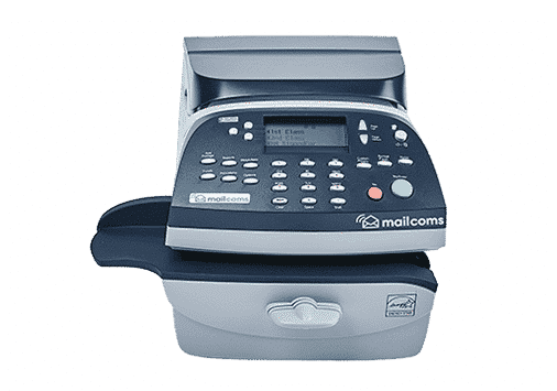 Mailcoms Mailbase Lite Mailmark Franking Machine