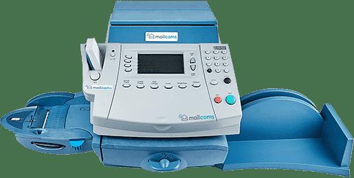 Mailcoms Mailbase Plus Franking Machine