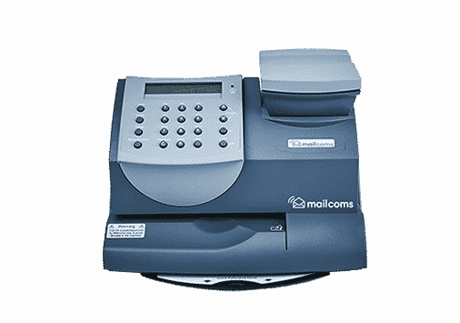 Mailcoms Mailstart Plus Mailmark Franking Machine