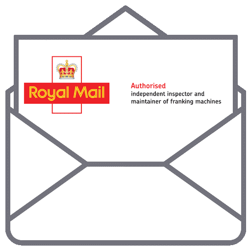 Royal Mail Authorised Independent Inspector And Maintainer Of Franking Machines Image