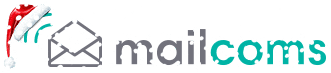 Christmas Mailcoms Logo