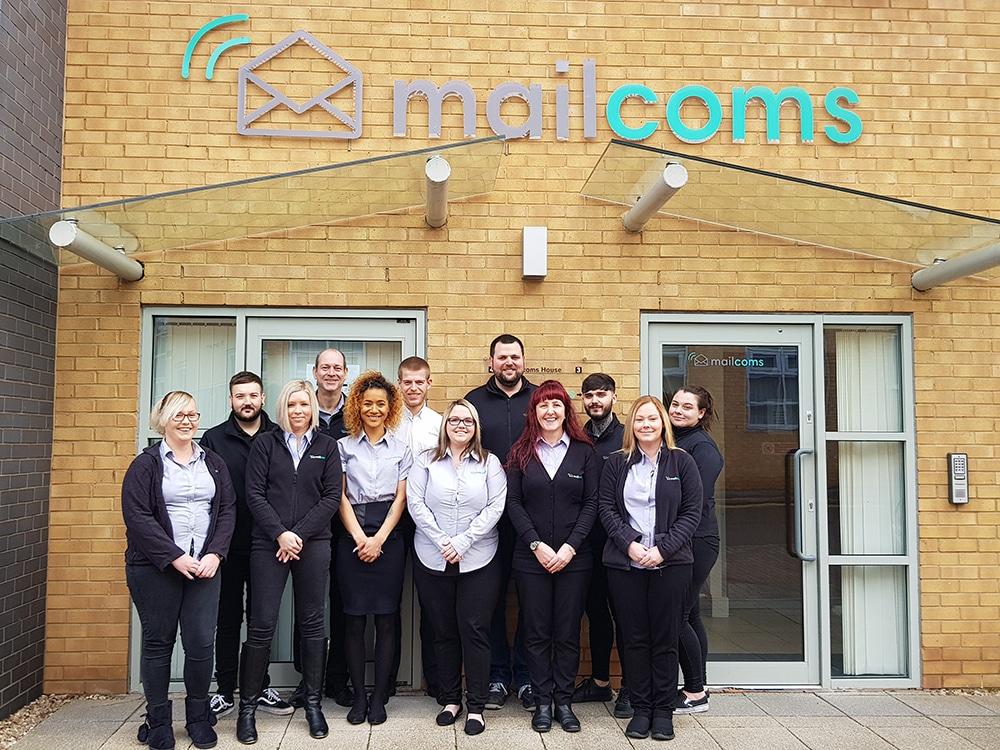 Team Mailcoms