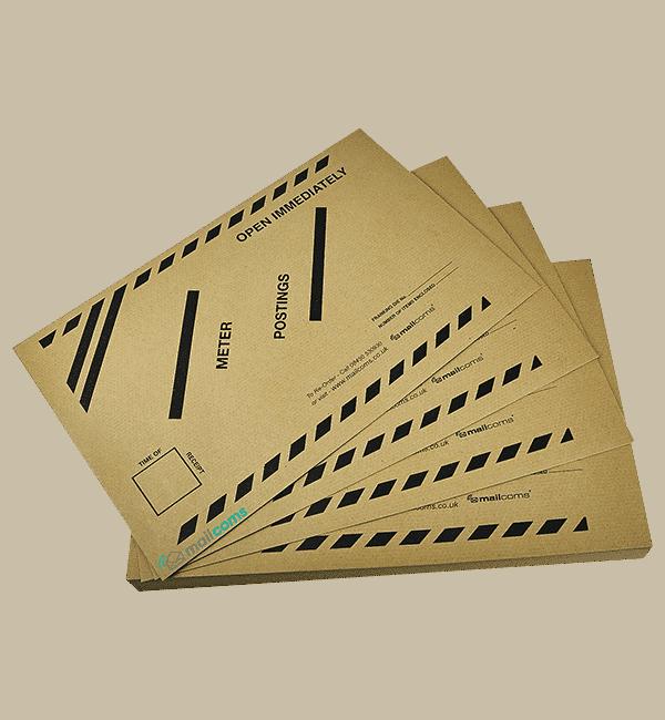 100 Low Volume Posting Franking Envelopes