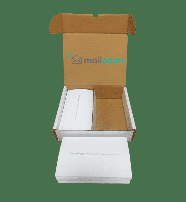 1000 Frama Mailspirit Long (175mm) Franking Labels