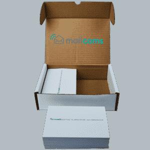 1000 Mailcoms Mailstart 2 Franking Labels