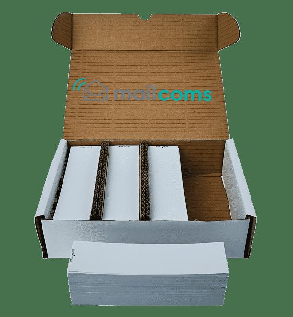 1000 Pitney Bowes DM300M / DM400M Franking Labels – Single