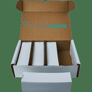 1000 Pitney Bowes Secap DP200 / DP400 Franking Labels – Single