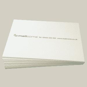 200 Frama Mailspirit Franking Labels