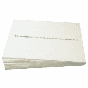 200 Universal Double Sheet Franking Labels (100 sheets with 2 per sheet)