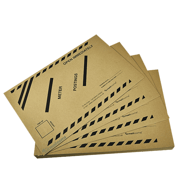250 Low Volume Posting Franking Envelopes