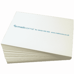 500 Universal Double Sheet Franking Labels (250 sheets with 2 per sheet)