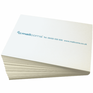 500 Mailcoms Mailsend Franking Labels