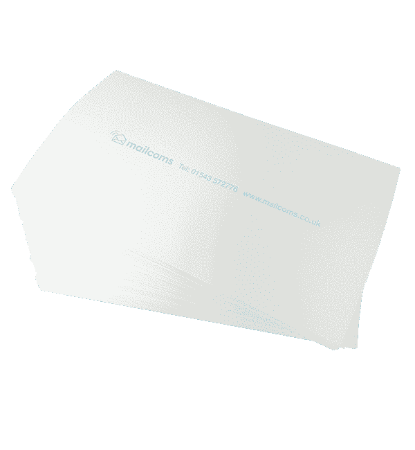 500 Mailcoms Mailstart+ Long (175mm) Franking Labels