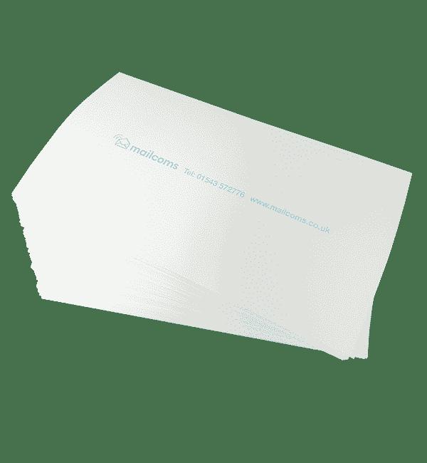 500 Pitney Bowes DM50 / DM55 Long (175mm) Franking Labels