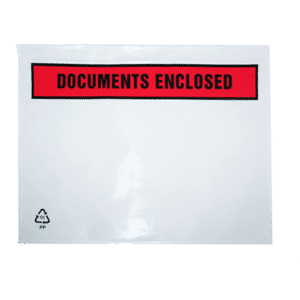 A7 Plain Document Wallets - 113x101mm - pk1000